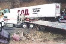 Truck Crash Injury